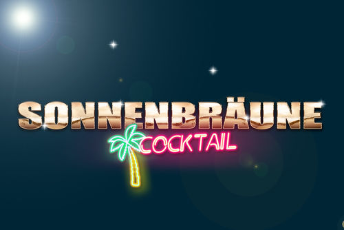 200% Sonnenbräune Cocktail 24x 60ml Shots